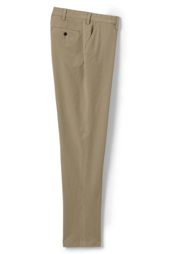 Men's Traditional Fit 4 Way Stretch Knockabout Chino Pants