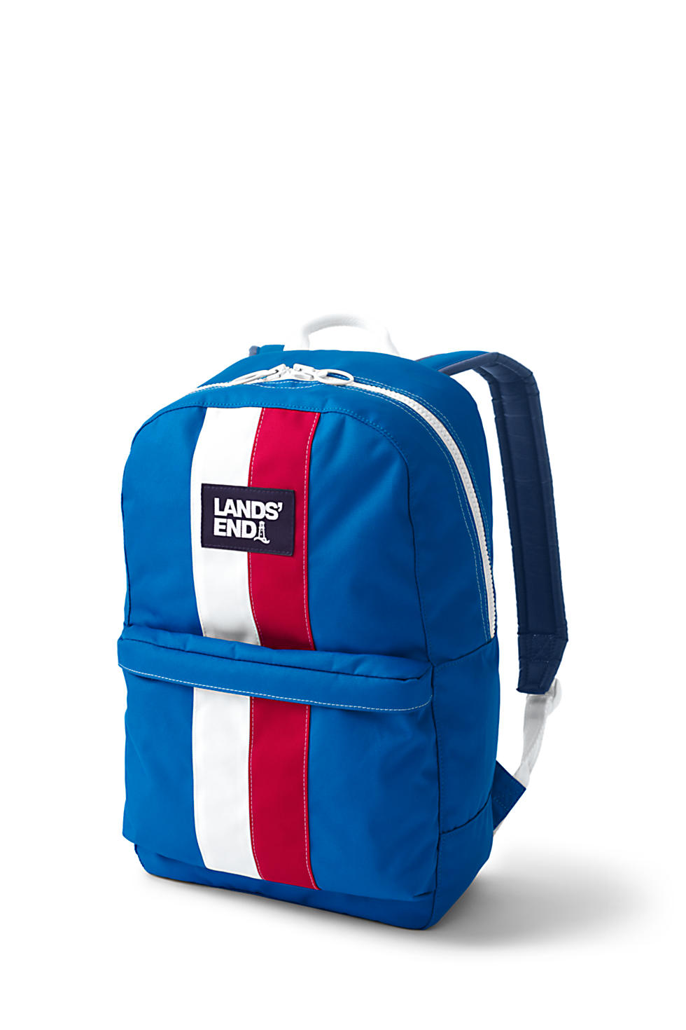 Lands End Seagoing Signal Flag Backpack