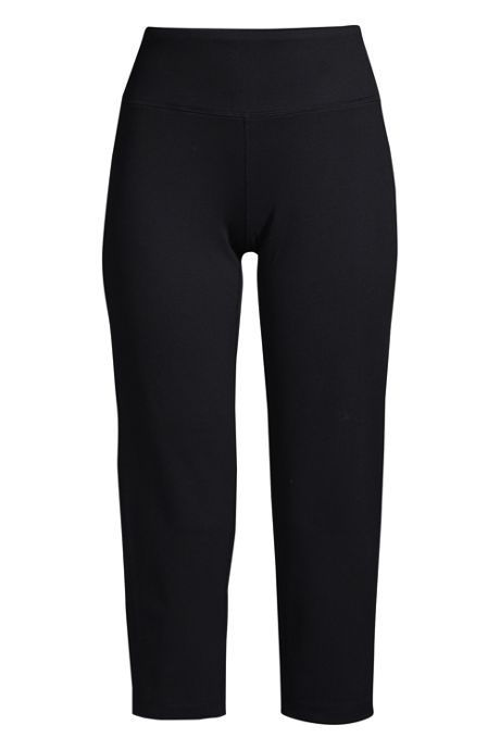 Women's Petite Active Crop Yoga Pants