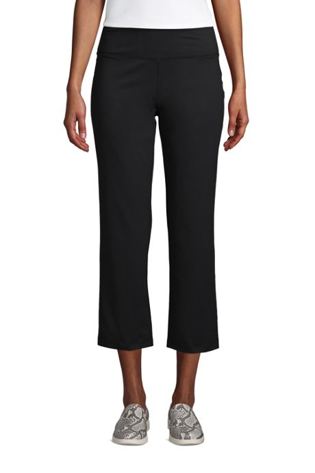 Women's Tall Active Crop Yoga Pants