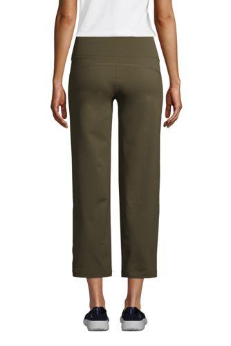 Pantalon de Yoga 7/8, Femme Stature Petite