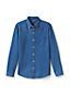 Chemise Coupe Classique Tissu Texturé, Homme Stature Standard