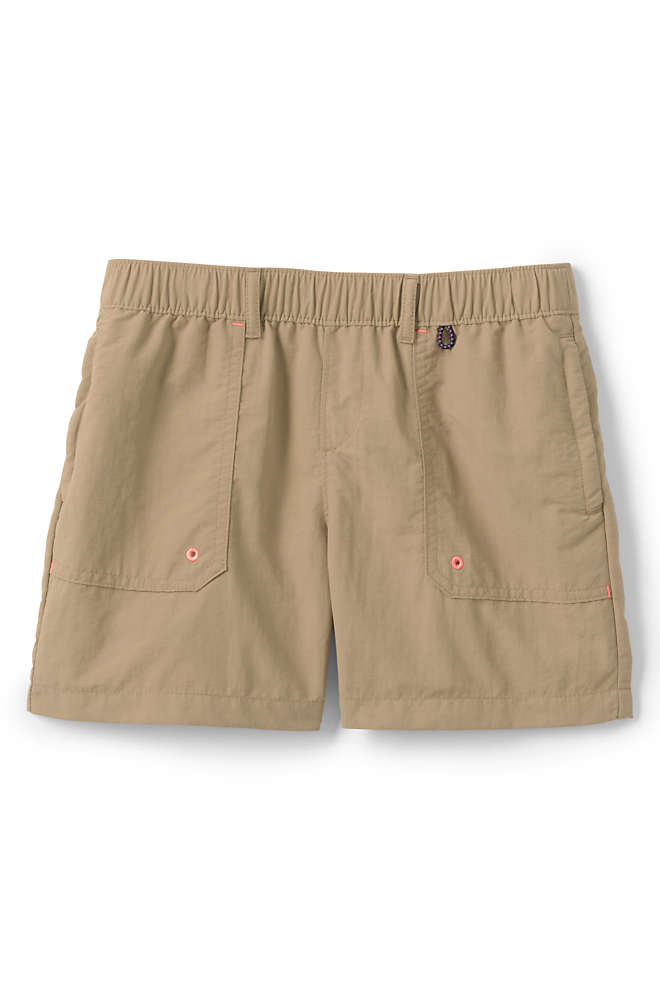 Girls Quick Dry Shorts, Front
