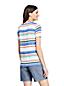 T-Shirt Performance Imprimé à Manches Courtes, Femme Stature Standard