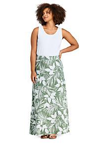 f527e40706492 Women s Plus Size Maxi Skirt
