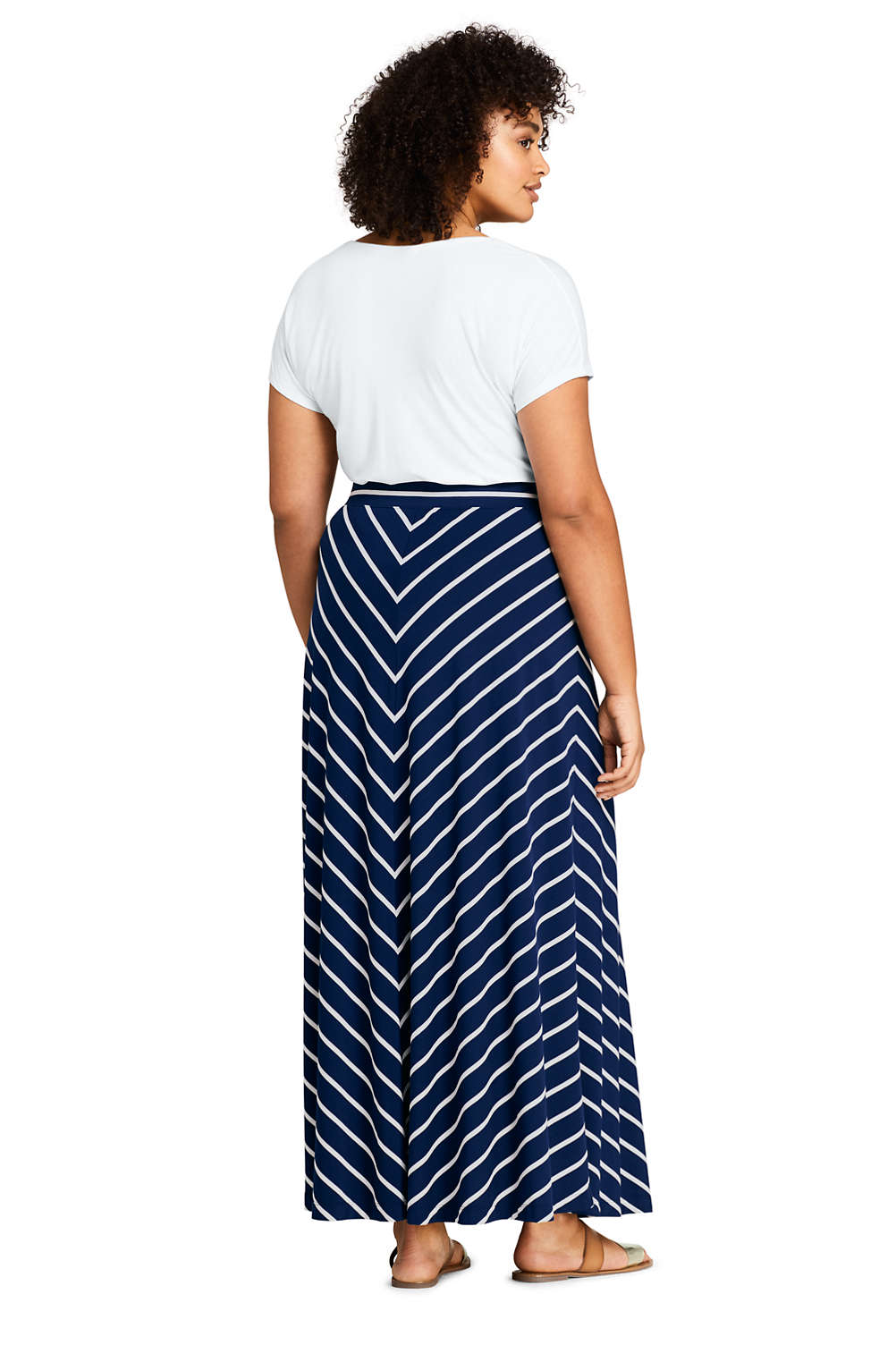 Maxi Skirts And Dresses Plus Size