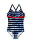 Girls' Ruffle Swimsuit