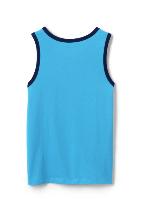 Little Boys Graphic Tank