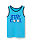 Boys' Sleeveless Graphic Tee