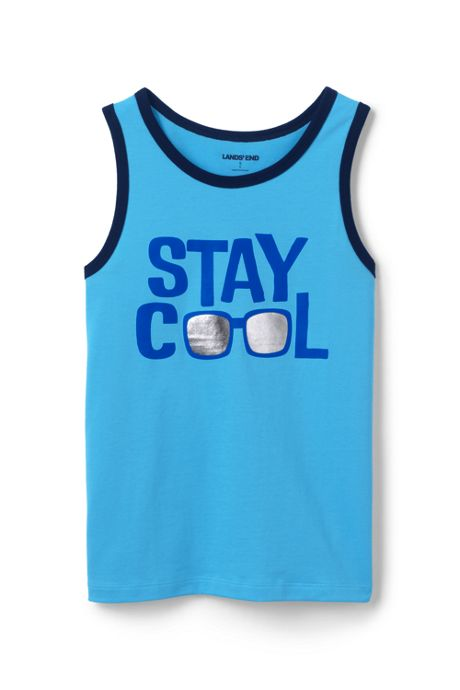 Toddler Boys Graphic Tank