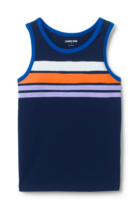 Boys Husky Graphic Tank