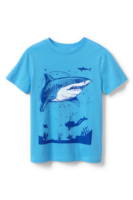 Little Boys Graphic T Shirt