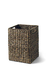 Seagrass Bin with Inset Handles
