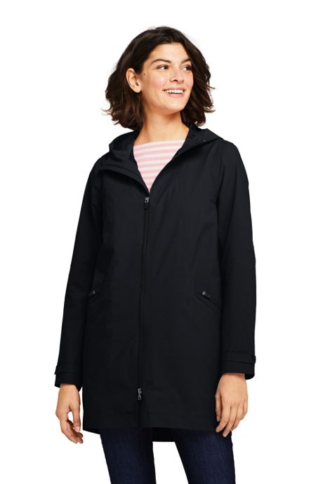 Women's Stretch Waterproof Raincoat