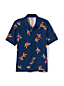 Men's Printed Stretch Piqué Polo Shirt, Traditional Fit
