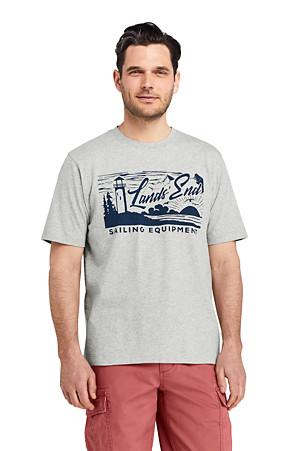 4a96678e5694f7 Super-T Kurzarm-Shirt mit Grafik-Print für Herren, Classic Fit