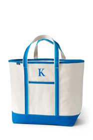 Ombre Handle XLarge Open Top Tote Bag