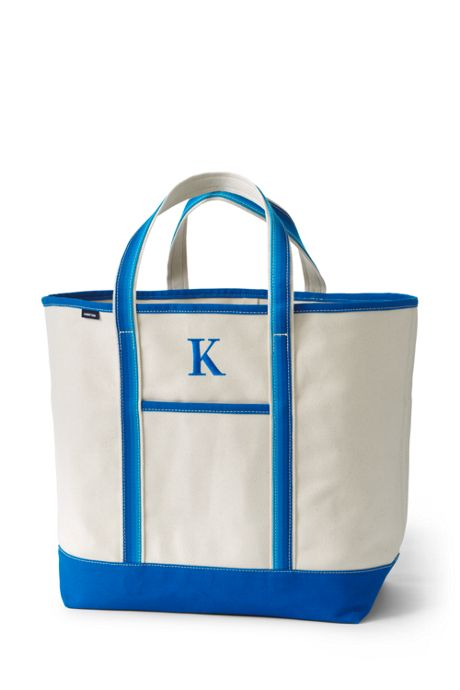 Ombre Handle XLarge Open Top Tote Bag