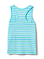Toddler Girls' Print Racer Back Cotton Vest Top