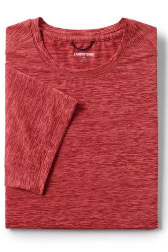 Men's Tall Short Sleeve Performance Tee Shirt