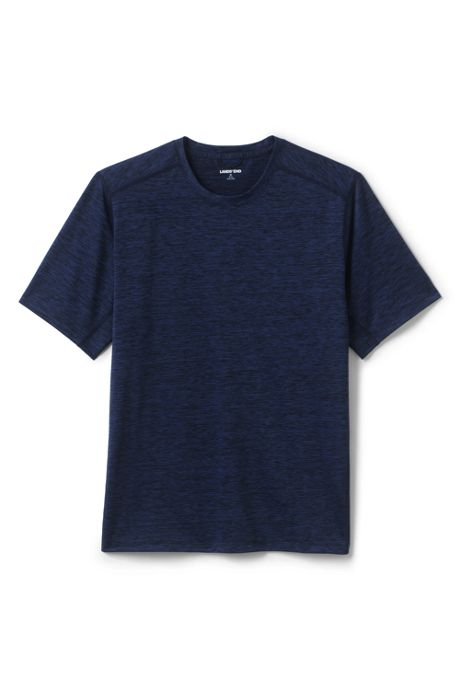 Men's Tall Short Sleeve Performance Tee Shirt