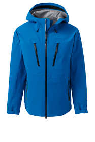 Men's Tall Ultimate Waterproof Rain Jacket