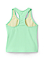 Little Girls' Graphic Racer-back Tankini Top