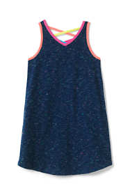 Toddler Girls Rainbow Sprinkles Tank Dress