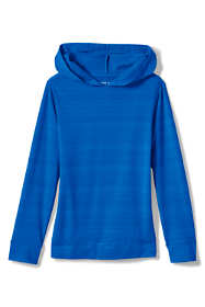 Kids UPF 50 Hooded Swim Cover-Up