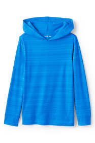 Little Kids UPF 50 Hooded Swim Cover-Up