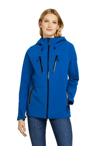 Women's Ultimate Waterproof Rain Jacket by Lands' End