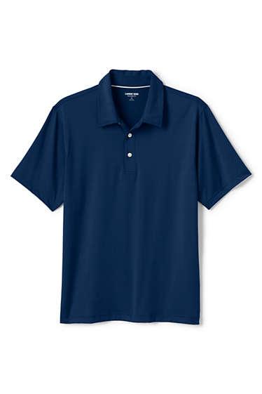 b31529012 Men's Tailored Short Sleeve Comfort-First Golf Polo Shirt