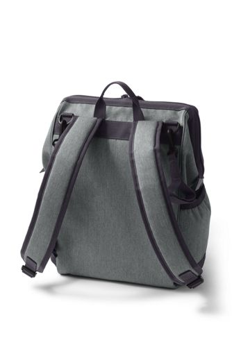 Do-It-All Diaper Bag Backpack