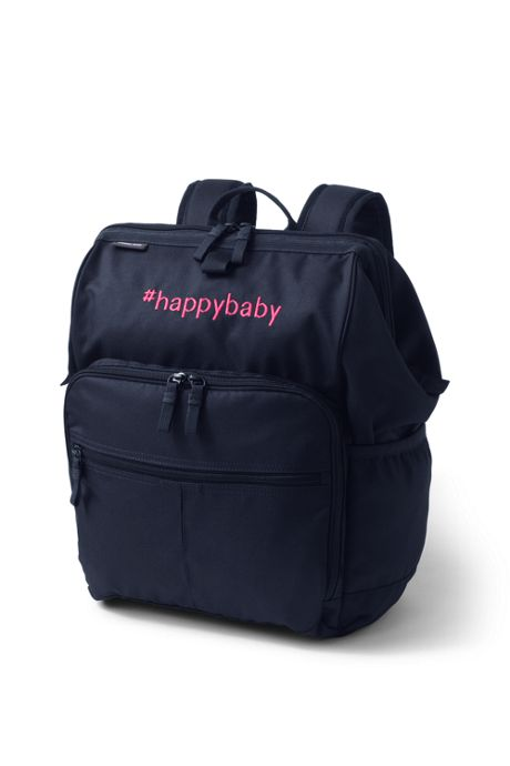 Do-It-All Diaper Bag Backpack
