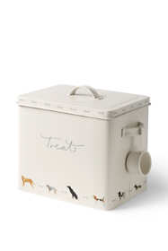 Dog Treat Tin by Sophie Allport