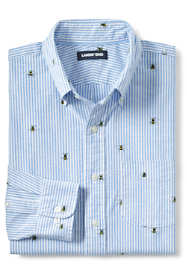 Men's Traditional Fit Sophie Allport Bees Comfort First Oxford Shirt
