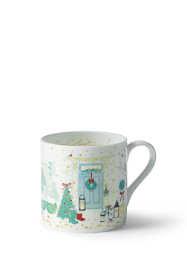 Christmas Mug by Sophie Allport
