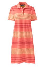 495ceb9773d7e Women's Fluted Sleeve Striped T-shirt Dress. From £24.00. Women's Piqué  Polo Dress