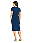 Women's Plus Knot Front Tshirt Dress