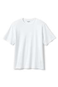 Men's Short Sleeve Supima Crewneck Tee Shirt