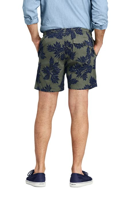 Men's Comfort First Printed Deck Shorts