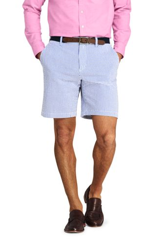 Men's Stretch Seersucker Shorts