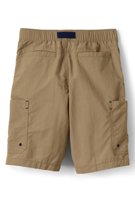 Little Boys Quick Dry Cargo Shorts