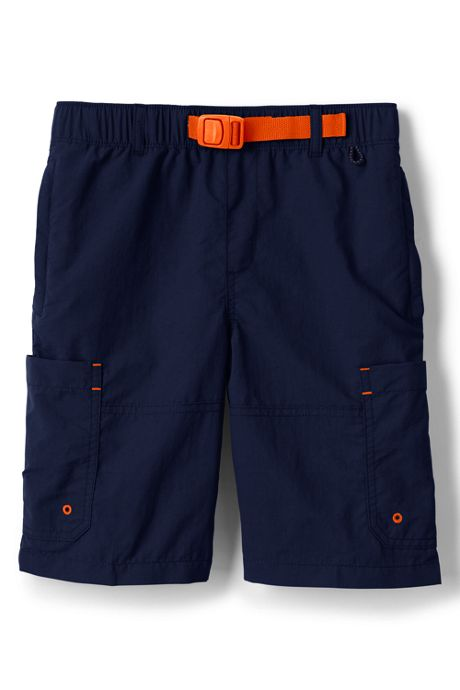Boys Husky Quick Dry Cargo Shorts