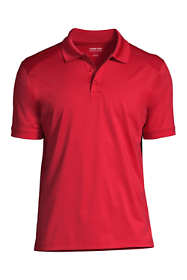 School Uniform Men's Short Sleeve Rapid Dry Active Polo Shirt