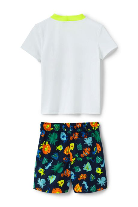 Toddler Boys Swim Set