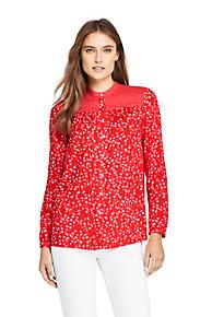 89bd497c1d2ca Women s Casual Pattern Soft Blouse