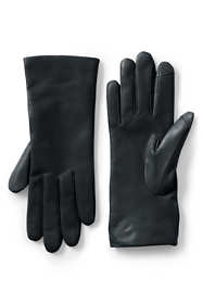 Women's Cashmere Lined Leather Glove