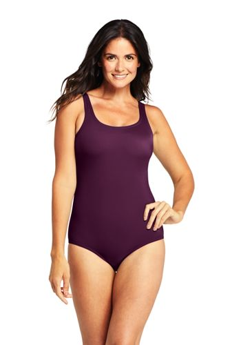 Women's Chlorine Resistant Tugless Swimsuit - DDD Cup
