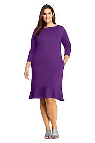 Plus Size Dresses | Lands\' End